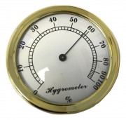 MS Broedmachines Analogue Hygrometer (80mm)