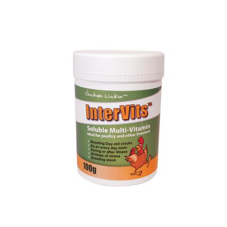 Agrivite Intervits for Poultry 100g