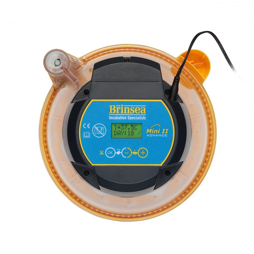 Brinsea Mini Ii Advance Incubator Automatic At The Incubator Shop