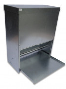 35Kg Galvanised Rat-proof Treadle Feeder