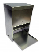 17.5Kg Galvanised Rat-proof Treadle Feeder
