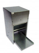 7.5Kg Galvanised Rat-proof Treadle Feeder
