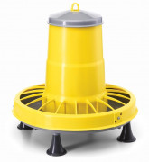 9 Kg Plastic Feeder with Legs - 'Compacta'