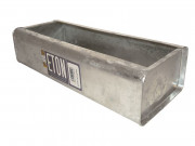 ETON Galvanised Feed Trough 12""