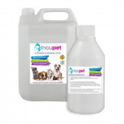 Incupet Fresh Pet 5L Disinfectant Starter Pack (Pink Grapefruit)