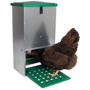 Feedomatic Vermin-resistant Treadle Feeder 20KG