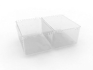 Rcom Reptile 60 Clear Egg Tray