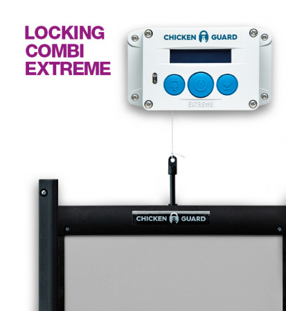 Chicken Guard Extreme Automatic Door Opener Kit
