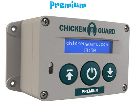 Chicken Guard Premium Automatic Door Opener Kit