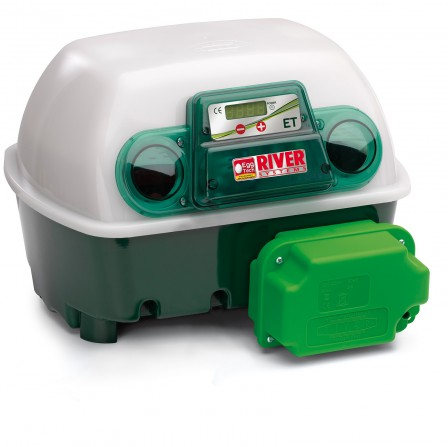 River Systems ET Super 12 Incubator (Automatic)