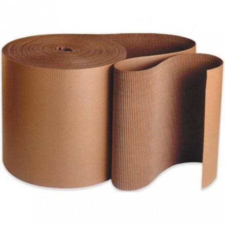 75m Corrugated Cardboard Roll