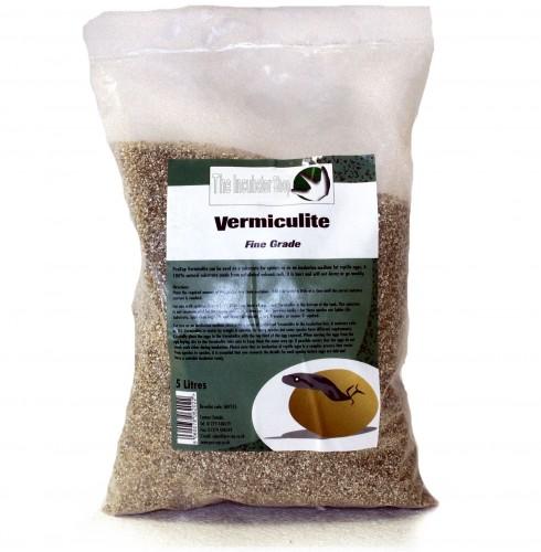 Reptile Incubation Vermiculite