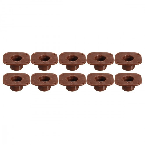 Queen Bee Brown Cell Bar Blocks (pack of 10)