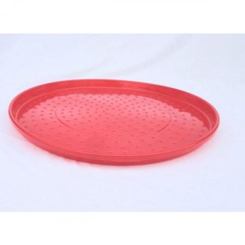 Plastic Poultry Feeding Plate (42cm)